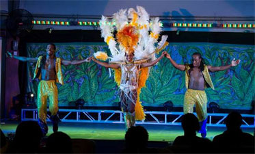Flavours Of Barbados DinnerShow at Sea Rocks Dome