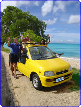 Drive-A-Matic Car Rentals - Fun Barbados CarRentals