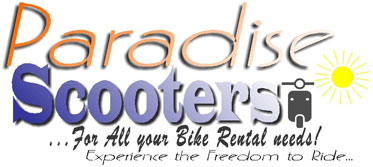 Paradise Scooter Rentals, Barbados
