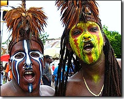 Grand Kadooment Revellers