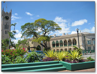 Historic Bridgetown & Barbados Garrison
