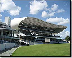 Garfield Sobers Pavilion and 3Ws Stand