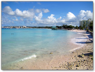He Lovely Pebbles Beach In Barbados Is Situated A Small Bay The Carlisle Area And Part Of Needhams Point As Well Garrison Historic