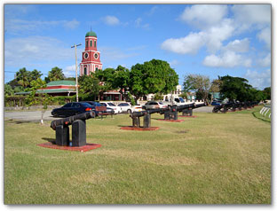 Barbados Historic Garrison Tours