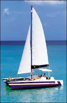 Super Cats Catamaran Sailing Cruises
