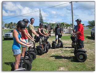 Fun Barbados - Segway of Barbados