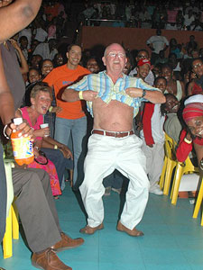 Fun Barbados - Bacchanal Time Calypso Tent