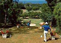 Golf at Sandy Lane, Barbados