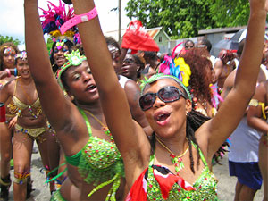 Barbados' Crop Over Festival Information! All the bands, events and