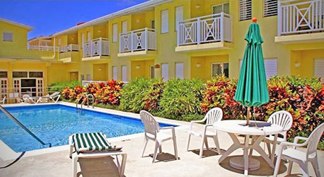 Tropical Winds Apartment Hotel - Fun Barbados