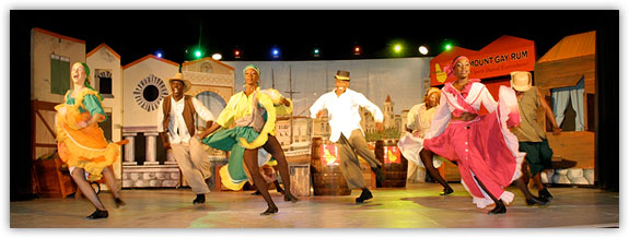 Fun Barbados - The Plantation Theatre - Bajan Roots and Rhythms Show